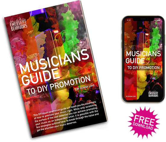 Musicians Guide to DIY promotion