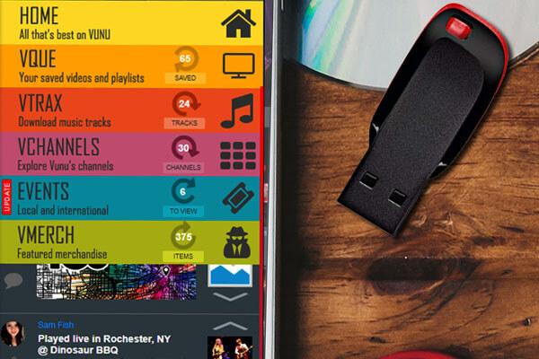 Artist Mobile App