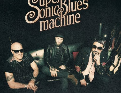 SuperSonic Blues Machine Release 'Right Now' – a Call to Action